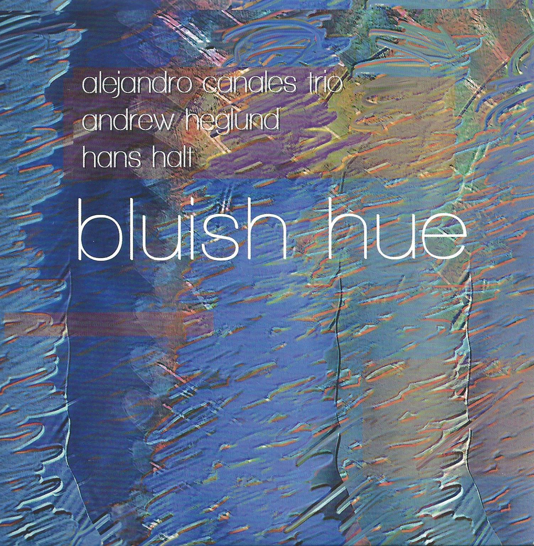 bluish hue album