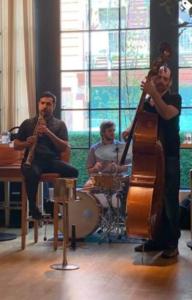 Alex Canales Trio jazz